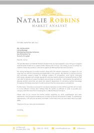 the natalie cover letter