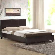 black and white leather bed frame ktactical decoration