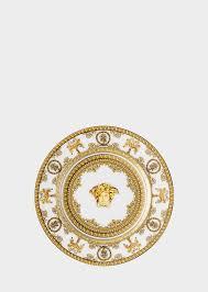versace home luxury plates uk online store