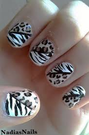 47 best animal print nails images on pinterest animal prints
