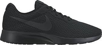 Nike Tanjun Black nike mens tanjun black mesh trainers 9 5 us ca shoes handbags