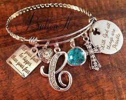 baptism charm bracelet best friend gift of the heart find in the