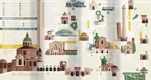 map of bologna taste bologna a logo and map design experience by riccardo pagliani