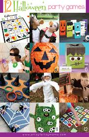 12 halloween party games artsy fartsy mama