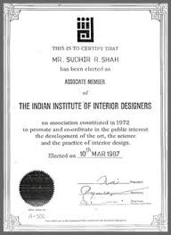 Institute Of Interior Design by Sudhir Shah About Firm