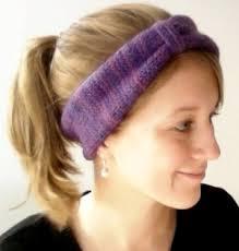 crochet ear warmer headband 23 knit crochet ear warmer patterns favecrafts