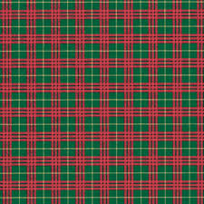 christmas plaid wrapping paper plaid gift wrap innisbrook wrapping paper