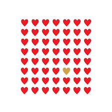 valentine u0027s patterned heart printables shutterflydecor
