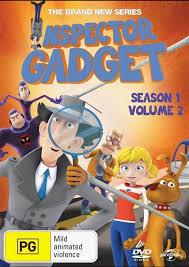 gadget inspector gadget u0027s ultimate fan blog 2015