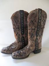 womens corral boots size 11 s size 11 corral boots ebay