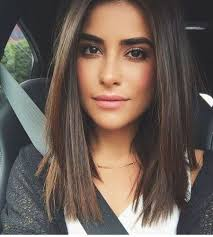 lob haircut best medium length hairstyles new haircuts to try for 2018