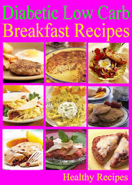 diabetic breakfast recipe diabetic low carb breakfast recipes ebook by healthy recipes
