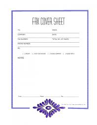 cover letter printable cover letter template printable fax cover
