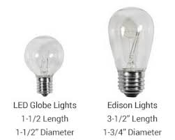 rent led globe lights free shipping nationwide