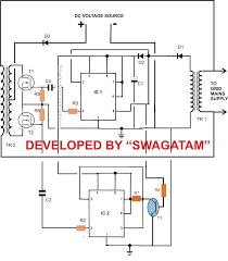 Wiring Diagram Power Supply Also Converter Circuit On Designing A Grid Tie Inverter Circuit