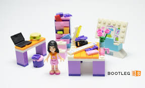 speed build sy155c lego 3936 emma u0027s fashion design studio