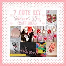 7 cute diy valentine u0027s day craft ideas craft e corner blog