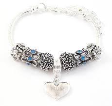 Goddaughter Charm Buy Goddaughter Charm Bracelet With Cyan Stones Women U0026 39 S