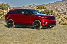 First Drive 2018 Range Rover Velar The Chronicle Herald