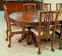 mahogany dining room set dining room carpenter s woodworks