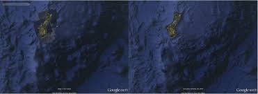 Maps Google Com Boston by Google Lat Long A Clearer View Of The Seafloor In Google Earth