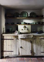 rustic kitchen ideas best 25 small rustic kitchens ideas on open shelving