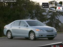 google toyota to know the power of 2007 toyota camry xle