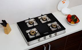 Modular Gas Cooktop Hindware Appliances Kitchen Appliances Extractor Fans Sinks