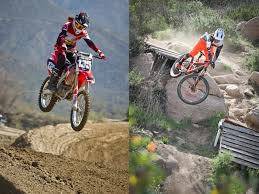 motocross mountain bike the crossover moto and mtb with anneke beerten and ronnie renner