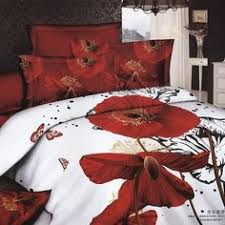 Poppy Bedding Floral Bedroom Decorating Theme Poppy Bedding Floral Bedroom