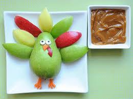 thanksgiving snacks for sunhealers