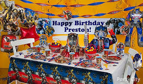 transformers birthday decorations transformers birthday party ideas pesquisa party ideas