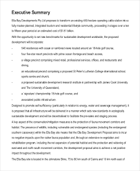 management summary template exol gbabogados co