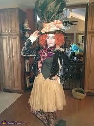 Mad Hatter Halloween Costume Girls Mad Hatter Costume Mad Hatter Halloween Costume Costume Works
