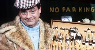 Only Fools And Horses The Chandelier David Jason His Only Fools And Horses Secrets Mirror Online