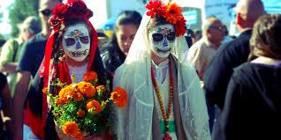 Dia De Los Muertos Costumes Dia De Los Muertos Appropriation Or Appreciation U2014 The Bold