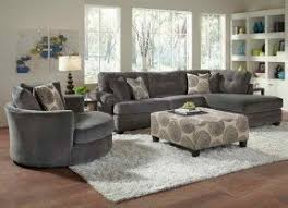 Swivel Chairs Upholstered Foter - Living room swivel chairs