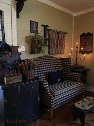 primitive decorated homes cozy inspiration primitive decorating ideas for living room best