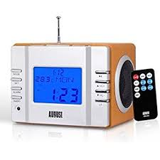 black friday mini stereo system amazon amazon com august mb300 mini wooden mp3 stereo system and fm