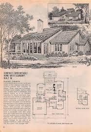 73 best houses plans vintage images on pinterest vintage