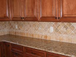 backsplash designs travertine travertine backsplash for kitchen