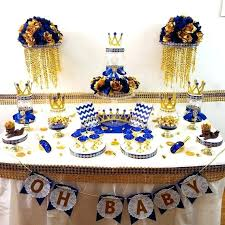 prince baby shower decorations wonderful royal baby shower decoration like this item royal blue
