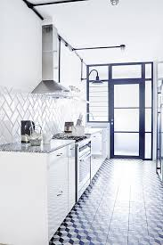 kitchens with tile backsplashes kitchen design ideas 4 looks for black and white subway tile