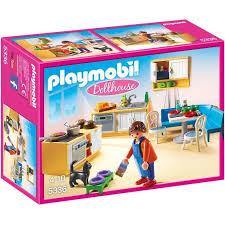 cuisine playmobile playmobil 5336 cuisine avec coin repas achat vente univers