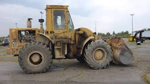 cat 950b front end wheel loader youtube