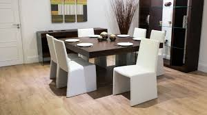 Space Saving Dining Set by Home Design Brown Cherry Wood Pc Liam Finish 7 Piece Space Saver