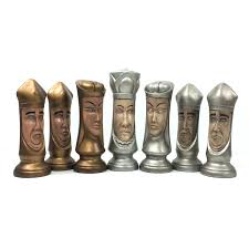 vuivui us beautiful decorative chess sets 3 lewis chessmen