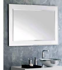 Decorative Bathroom Vanities by White Wall Mirror Tags Decorative Bathroom Mirrors Framed