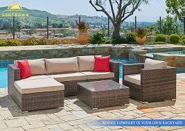 Amazon Com Patio Furniture Sets - amusements by j u0026 j sports backyard ideas