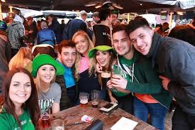 st patrick u0027s day in liverpool 2017 news views gossip pictures